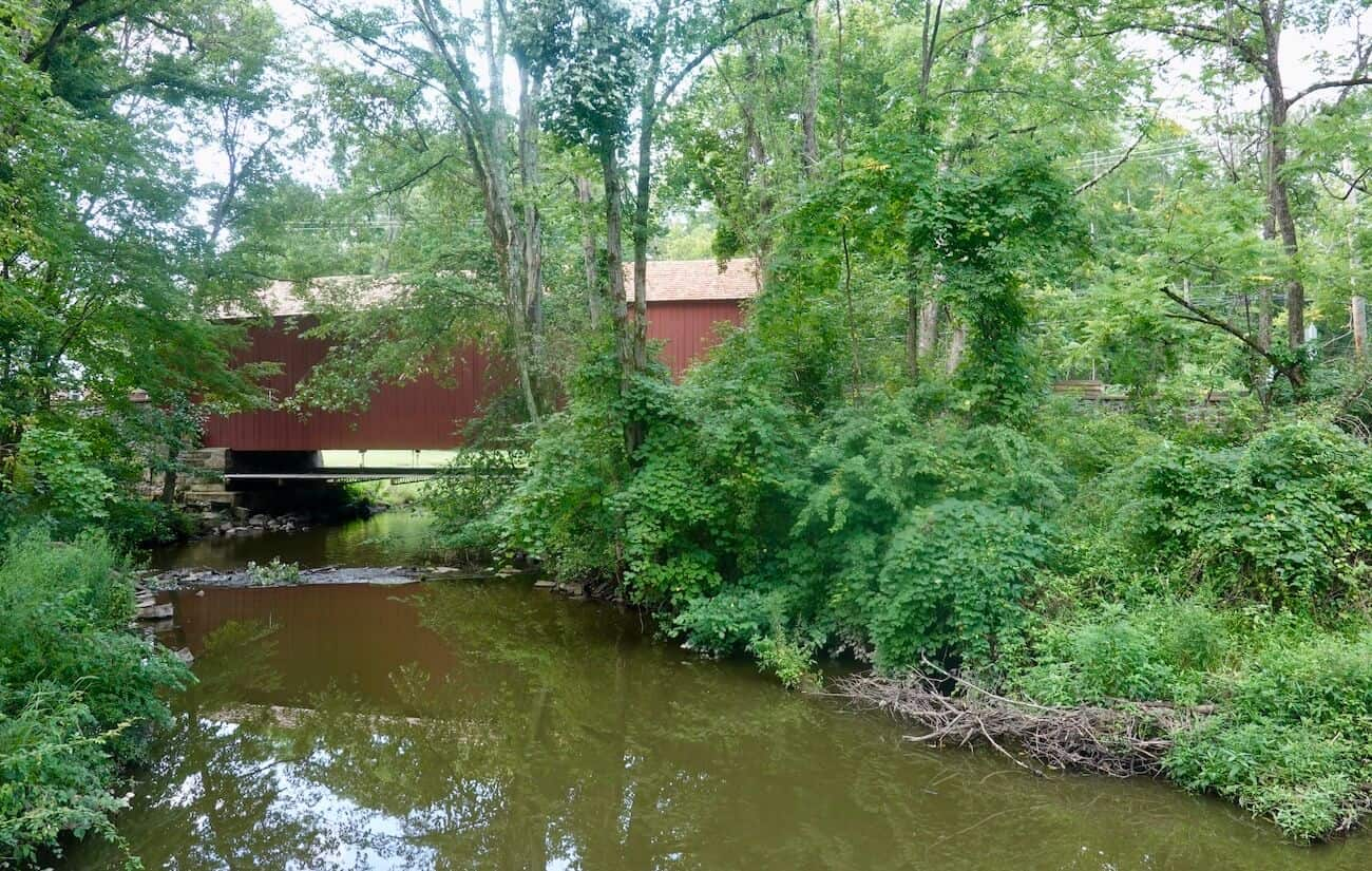 Drive Thru History: Covered Bridges of Bucks County, PA ...